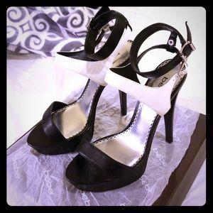 Bebe stiletto sandals